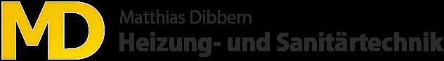 Matthias Dibbern Heizungs- und Sanitärtechnik - Logo